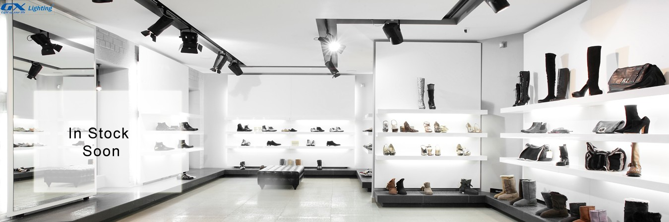 đèn led rọi showroom